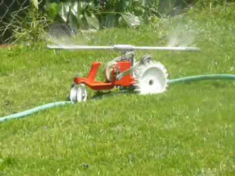 Travelling sprinkler 2
