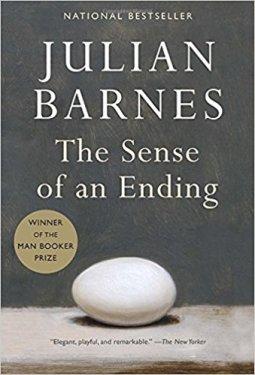 The Sense of a ending book