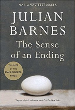 The Sense of a ending book
