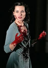 Lady Macbeth end