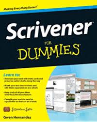 Scrivener fo Dummies