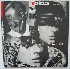 Hans Werner Henze Voices 1