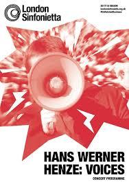 Hans Werner Henze Voices 3