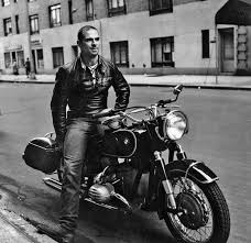 OLIVER SACKS WITH BIKE