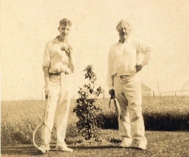 BENJAMIN BRITTEN AND FRANK BRIDGE 1930