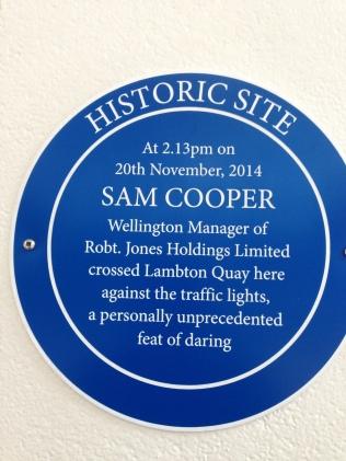 7. Wellington historic site