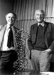 Photo 51 Crick and Watson