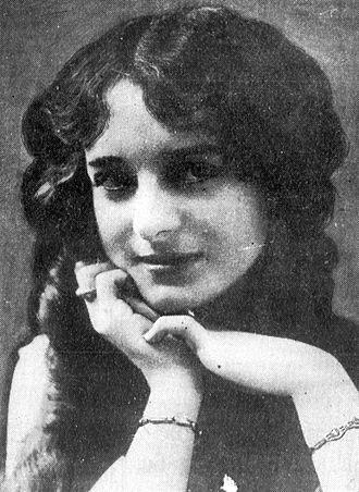 Jo Little women 1918 Dorothy Bernard