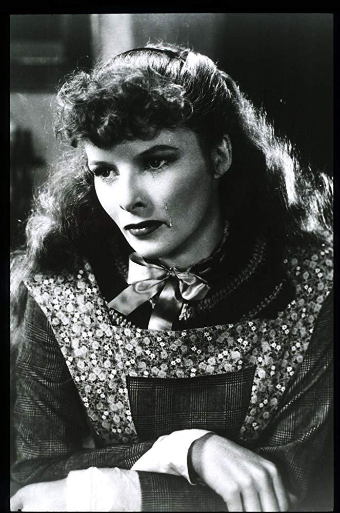 Katharine Hepburn as Jo in 1933 Little Women