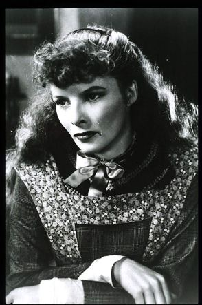 Katharine Hepburn as Jo in 1933 Little Women