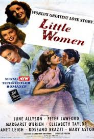 Little Women 1949 the world's greatest love story