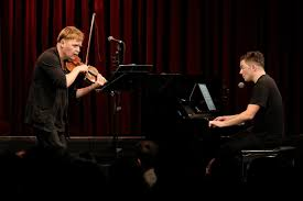 Nico Muhly and Pekka 1