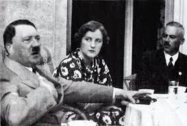 MITFORD WITH HITLER